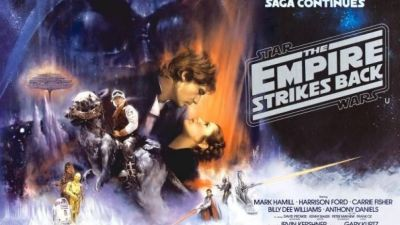 "Happy Birthday <A href=""http://www.theforcebook.com/findtags/theempirestrikesback"">#theempirestrikesback</a>! 38 years old today. Do you remember watching it for the first time? Share your memories here!"
